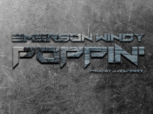 Emerson Windy – Poppin Single Cover