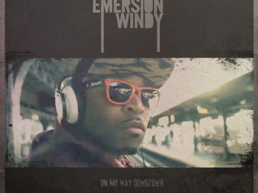 Emerson Windy – On My Way Downtown Single Cover