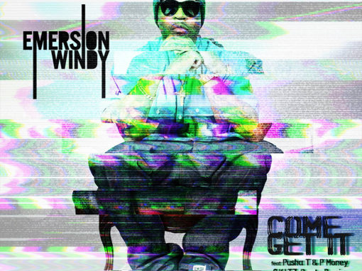 Emerson Windy – Come Get It Single Cover