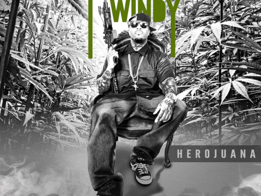 Emerson Windy – Herojuana Album Cover